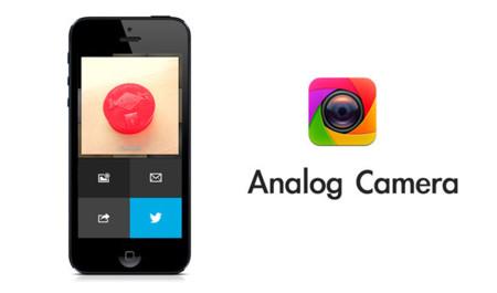 Analog Camera, sencilla y funcional pero poco interesante
