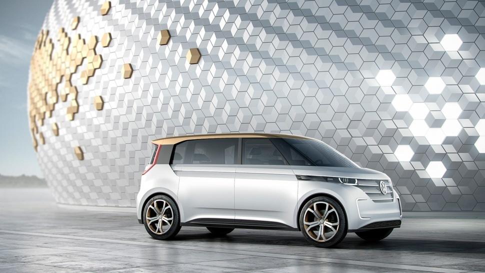 Foto de Volkswagen BUDD-e concept (1/30)
