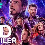 'Vengadores: Endgame' presenta su tráiler final: la Capitana Marvel se une a la aventura más emocionante y épica