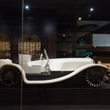 ¿Un automóvil creado con piezas de baño? Para Roca y Eventix no hay nada imposible