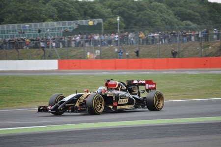 Pic Silverstone F1 2014