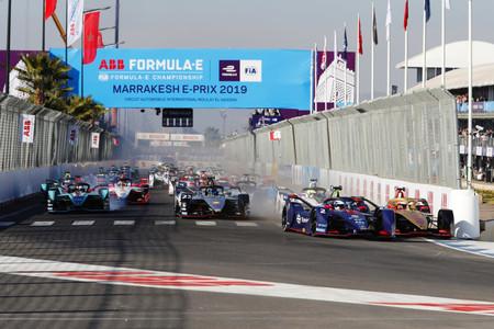 Marrakech Formula E 2019