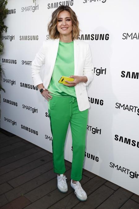 Sandra Barreda Somos Mart Girl De Samsung