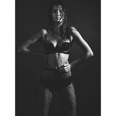 No sé vosotros, pero a mí Kendall Jenner cada vez me gusta más y más