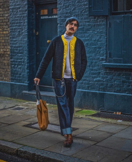 El Mejor Street Style De La Semana London Fashion Week Mens Trendencias Hombre 03