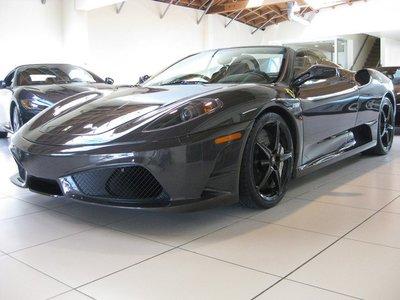 """Un Ferrari Scuderia Spider 16M """"pura fibra"""""""
