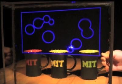 Nueva tecnología de pantallas transparentes del MIT da pie al HUD del futuro