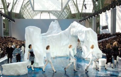Chanel, Otoño-Invierno 2010/2011 en la Semana de la Moda de París