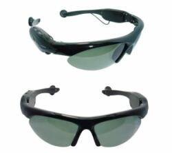 Gafas de sol con reproductor de MP3