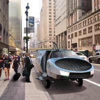 ¡Sin alas ni rotores a la vista! Esta propuesta de taxi volador eléctrico se adelanta al futuro y promete vuelos de cero emisiones
