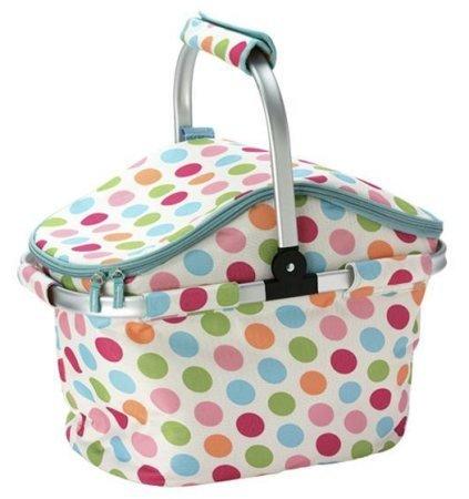 Divertida y moderna cesta para un buen picnic