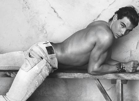 Rafael Nadal debutará como imagen de Tommy Hilfiger en el 2015.