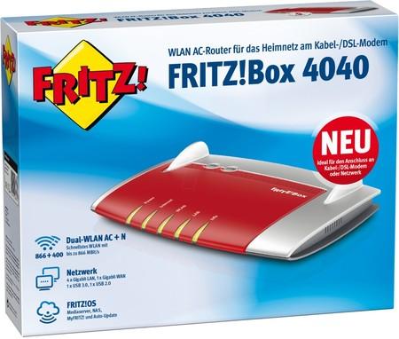 AVM Fritz!Box 4040 Análisis: un router AC Wi-Fi con estilo y buenas prestaciones