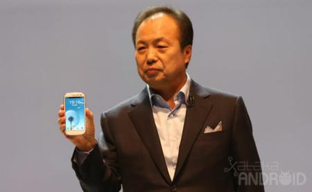 Samsung Galaxy SIII anunciado oficialmente