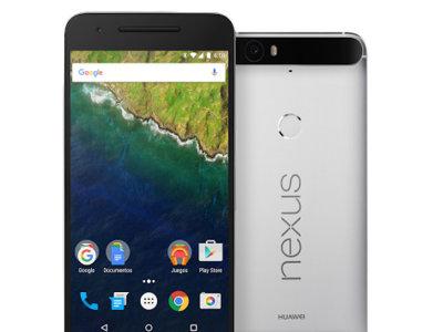 Nexus 6P ya a la venta en tiendas españolas
