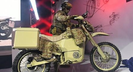 Kalashnikov Moto Electrica