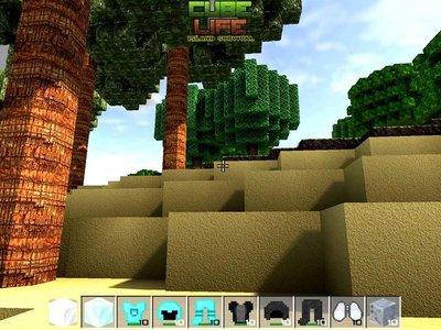 Cube Life era el clon de Minecraft en Wii U y ahora llegará para PS4 y Switch