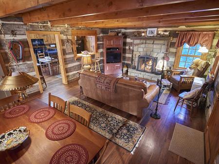 Boone Creek Cabin Mejores Cabananas De Montana Del Mundo