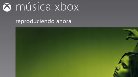 Windows 8 música