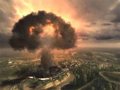 World in Conflict - Bomba atómica