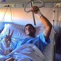 Ya operado de sus tres fracturas, Jorge Martín es duda para el GP de la República Checa
