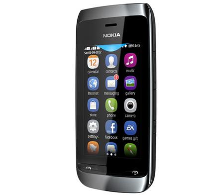 Nokia Asha 310, el nuevo integrante de ésta pequeña familia