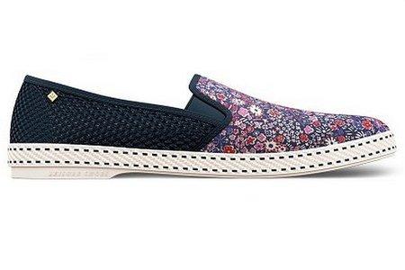 Thomsen & Rivierias Shoes, estampados florales en el calzado de esta Primavera