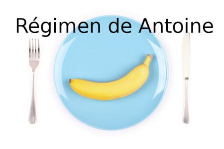 Régimen de Antoine. Análisis de dietas milagro (XLIV)