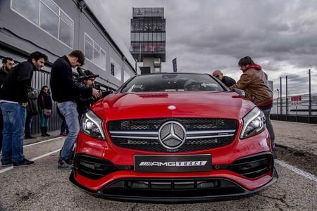 Realidad Virtual Mercedes Amg 8