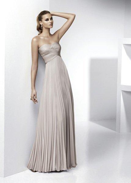Foto de Vestidos para una boda de tarde: mi elección es un vestido largo (20/30)