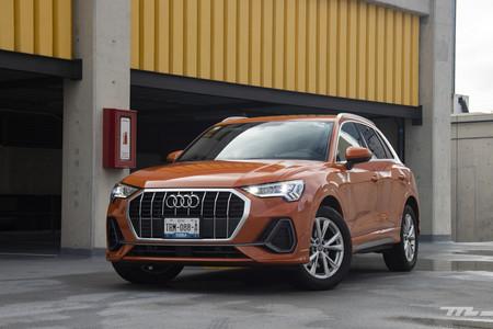 Audi Q3 S Line 2020 35 TFSI prueba de manejo México