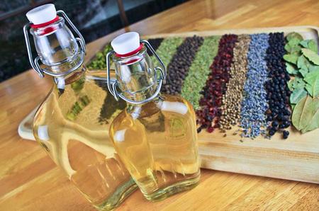 Como hacer ginebra casera - ingredientes