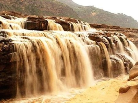 Hukou Waterfall