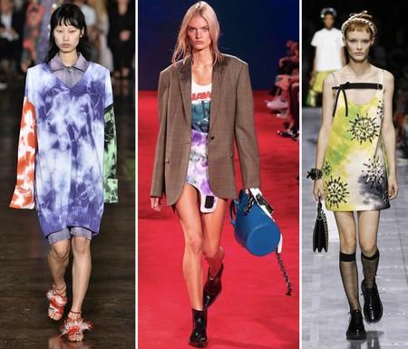 Tendencias Primavera Verano 2019 Tie Dye