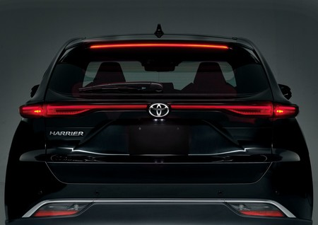 Toyota Harrier 2021 8