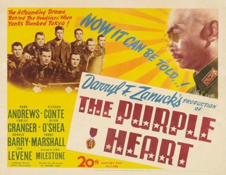Añorando estrenos: 'El corazón púrpura' de Lewis Milestone
