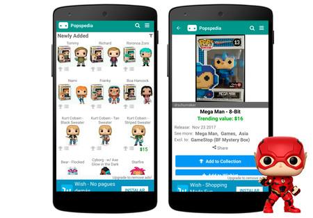 Popspedia es la aplicación para Android que todos los amantes de los Funkos deben tener