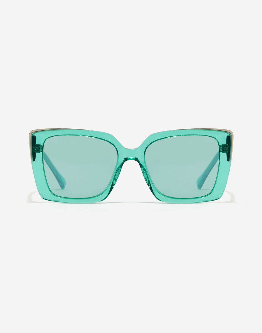 Gafas de sol turquesas