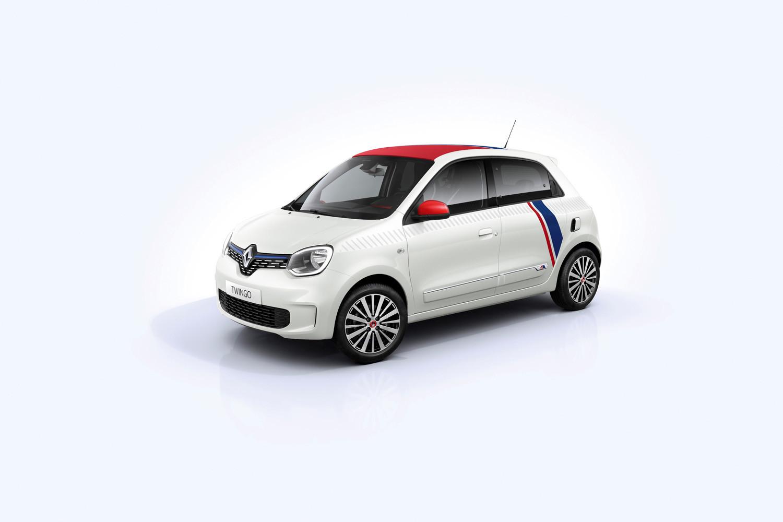 Foto de Renault Twingo le coq sportif (1/7)
