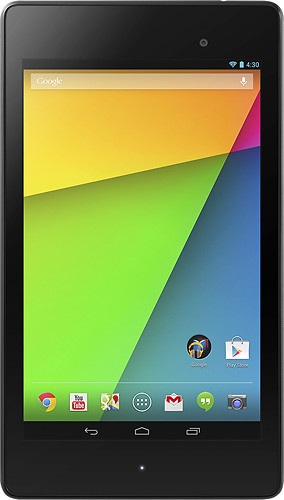 Ya disponible Android 4.4.1 para el Nexus 7 WiFi (2013)