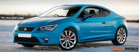 SEAT Lugo, la visión de un coupé 2+2 para SEAT