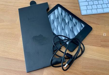 Kindle Componentes