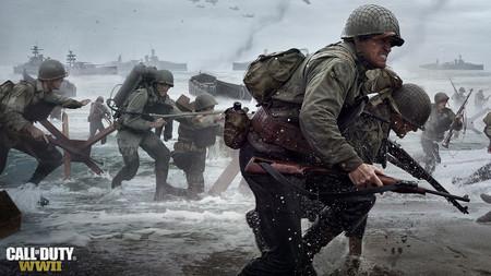 Puede que Call of Duty WWII no pase a la historia por su campaña, pero sí por todo lo demás