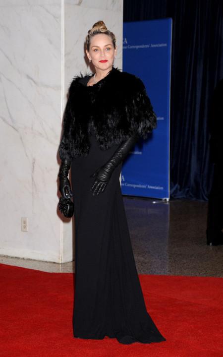 Sharon Stone Casa Blanca