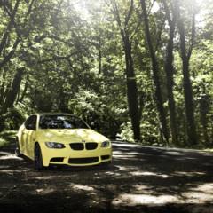 Foto 5 de 21 de la galería bmw-m3-ind-dakar-yellow en Motorpasión