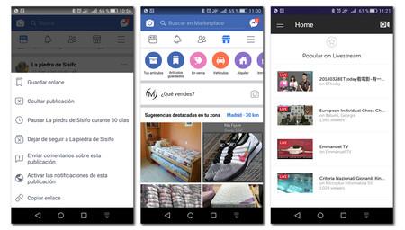 Facebook Compartir