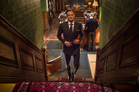 Kingsman The Secret Service Colin Firth1