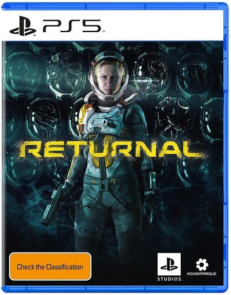 Returnal Ps5 Box