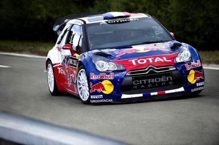 Citroën presenta en sociedad el nuevo DS3 WRC