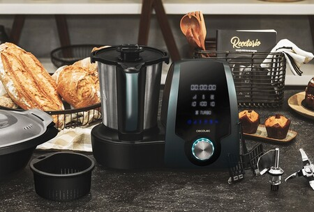 El robot de cocina más vendido de Amazon es español y hoy tiene más de 30 euros de descuento